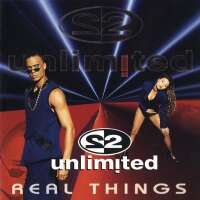 2 Unlimited - The Real Things (Album)