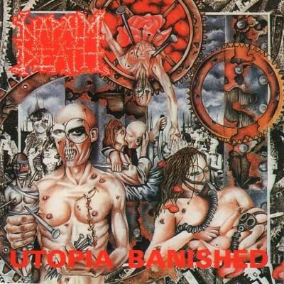 Napalm Death - Utopia Banished