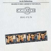 C.C. Catch - Backseat Of Your Cadillac