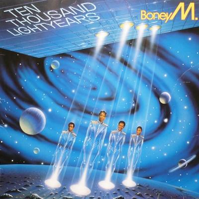 Boney M. - 10.000 Lightyears (Album)