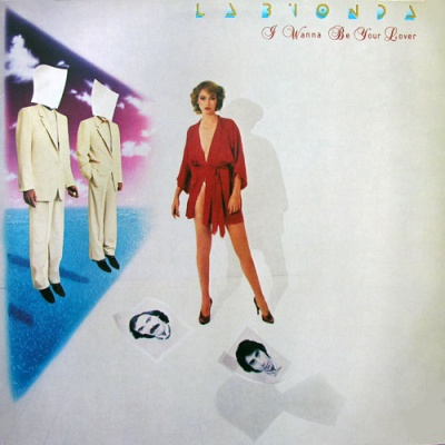 La Bionda - I Wanna Be Your Lover (Album)