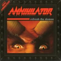 Annihilator - Refresh The Demon