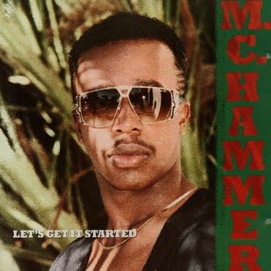 MC Hammer - Let's Get It Started (Album)