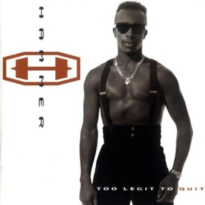 MC Hammer - Too Legit To Quit (Album)