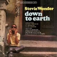 Stevie Wonder - Down To Earth (Album)