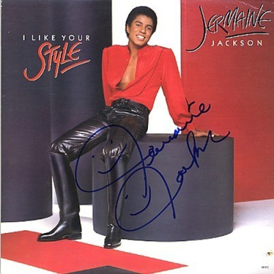 Jermaine Jackson - I Like Your Style