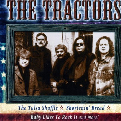 The Tractors - All American Country