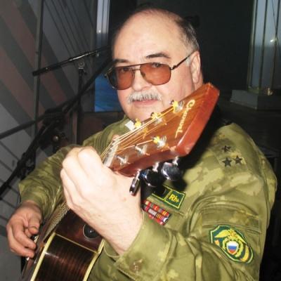 Валерий Монастырёв - О Войне И Любви