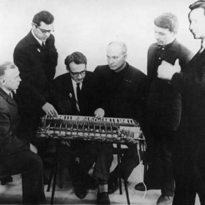 Mescherin's Orchestra - Pogozhiy Den'