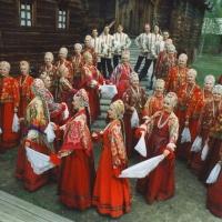 Северный Русский Народный Хор - Каргопольские Частушки