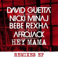 David Guetta feat. Nicki Minaj & Afrojack - Hey Mama