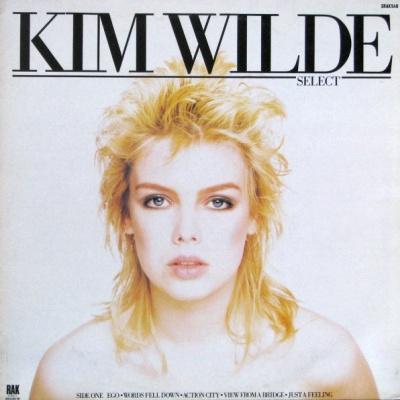 Kim Wilde - Select (Album)