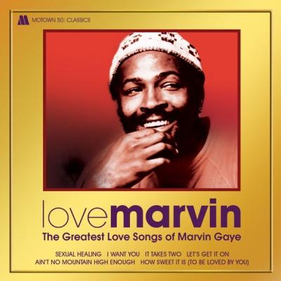Marvin Gaye - Love Marvin (CD 2) (Album)