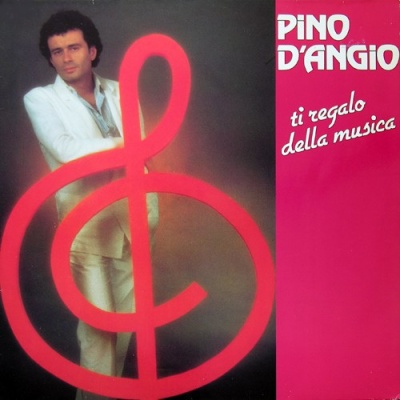 Pino D'Angio - Ti Regalo Della Musica (Album)