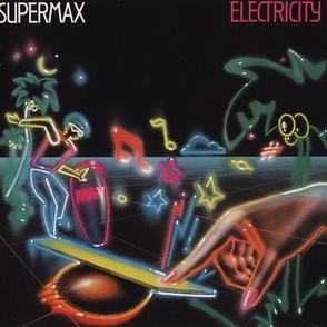 Supermax - Electricity (Album)