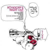 Röyksopp - Royksopp's Night Out (Live EP) (Album)
