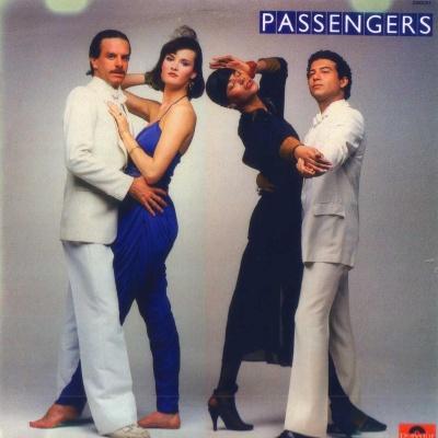 Passengers - Passengers (Remastering 2000) (LP)