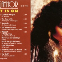 Gloria Gaynor - The Heat Is On (The Power of Gloria Gaynor) (Album)