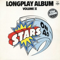 Stars On 45 - Stars On 45 Long Play Album (Volume 2) (LP)