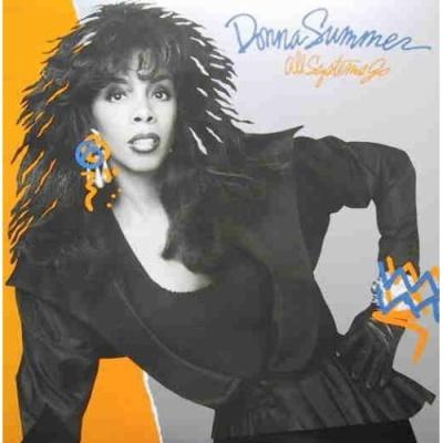 Donna Summer - All Systems Go (Album)