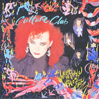 Culture Club - Waking Up With The House On Fire (Japan Re-Issue bonus) (Album)