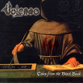 Vulcano (Rock) - Tales From The Black Book (Album)