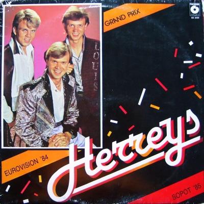The Herrey's - Herrey's (Album)