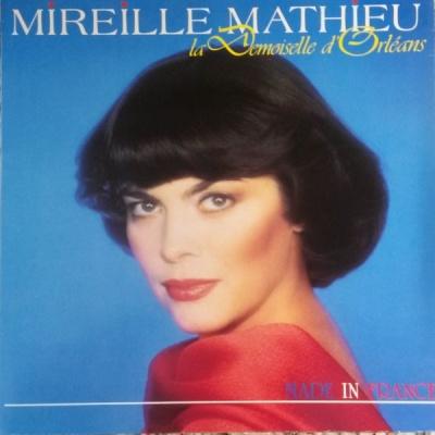 Mireille Mathieu - La Demoiselle D'Orleans (Album)