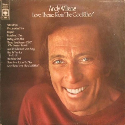 Andy Williams - Love Theme From The Godfather (Album)