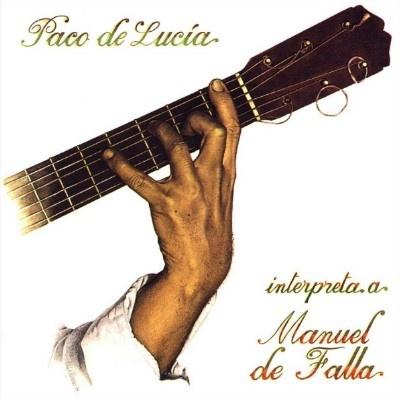 Paco De Lucía - Interpreta A Manuel De Falla (LP)