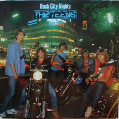 The Teens - Rock City Nights (Album)