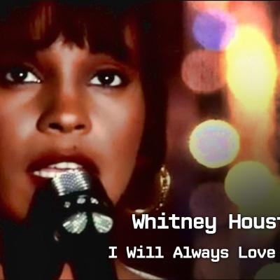 Whitney Houston - I Will Always Love You (Single)