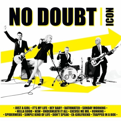 No Doubt - Icon (Compilation)