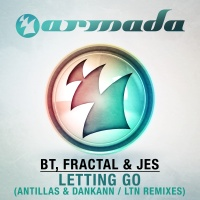 JES - Letting Go (Antillas & Dankann / LTN Remixes) (EP)