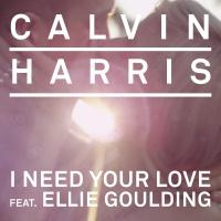 Calvin Harris - I Need Your Love (Album Version)