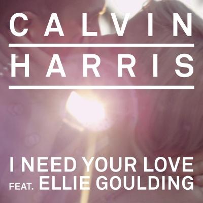 Calvin Harris - I Need Your Love (Promo)
