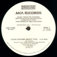 Dan Hartman - I Can Dream About You 12 (Promo)