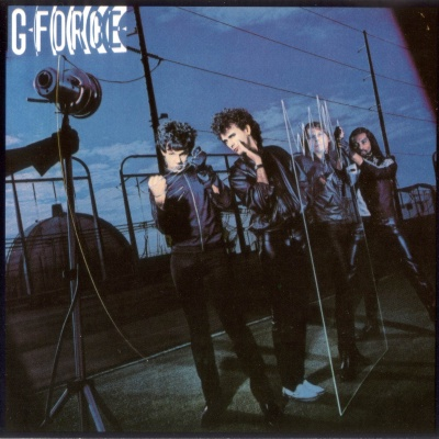 Gary Moore - G-Force (Album)