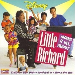 Little Richard - Shake It All About (Album)
