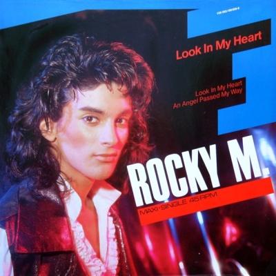 Rocky M - Look In My Heart (Vinyl 12'') (Single)