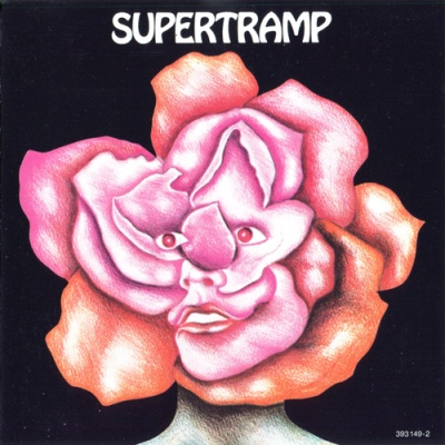 Supertramp - Supertramp (LP)