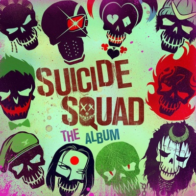 Twenty One Pilots - Suicide Squad: The Album