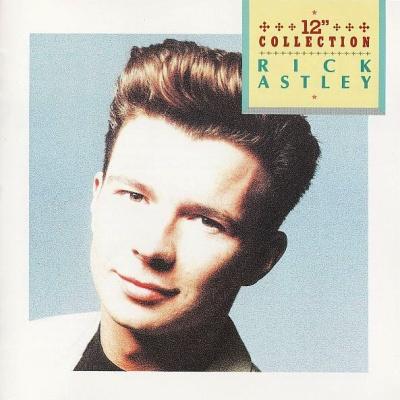 Rick Astley - 12' Collection (EP)