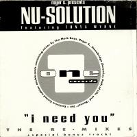 Roger Sanchez - I Need You (The Remixes)
