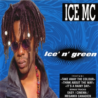 Ice MC - Ice' N' Green (French Release) (Album)