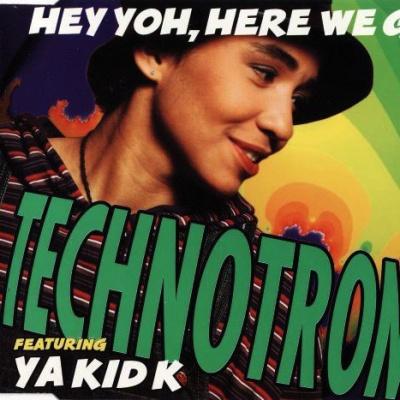 Technotronic - Hey Yoh, Here We Go (Single)