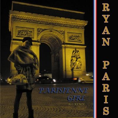 Ryan Paris - Parisienne Girl (Vinyl 12'') (EP)