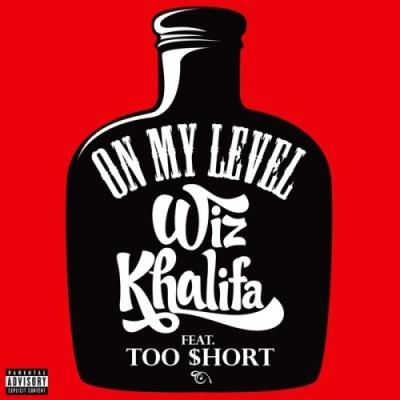 Wiz Khalifa - On My Level (Single)