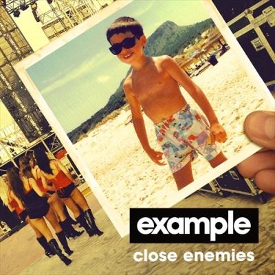 Example - Close Enemies (The Remixes)