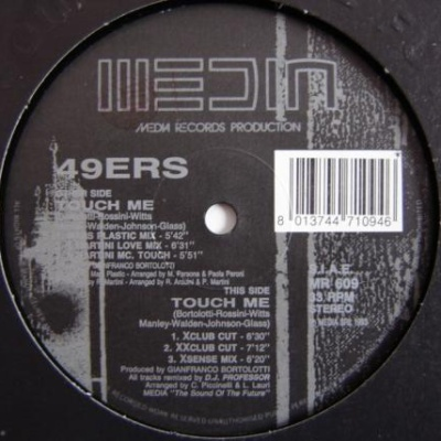 49ers - Touch Me (1993 Remixes) (Single)